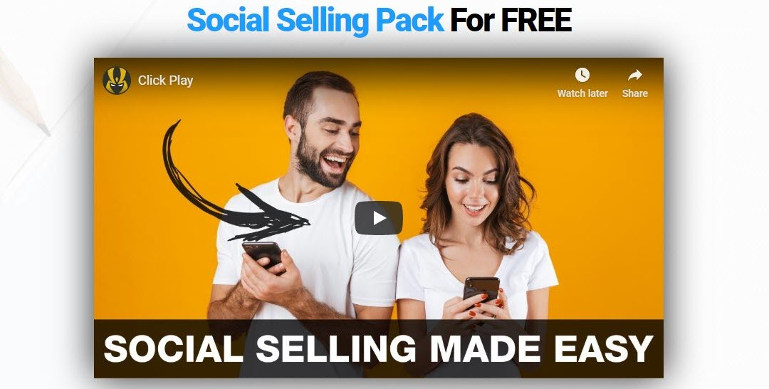 Social Media Selling Made Easy